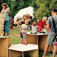 Spielen an der frischen Luft: A Summer's Tale